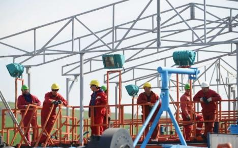 Chevron a încheiat explorarea gazelor de şist la Pungeşti