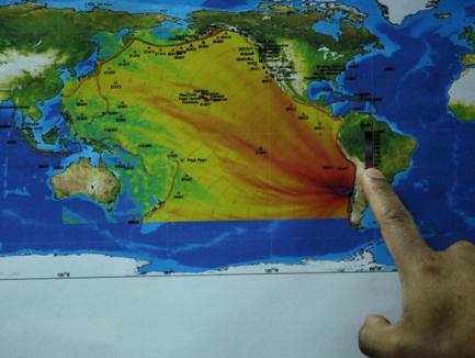 Cutremurul din Chile a micşorat zilele