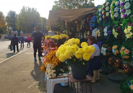 ADP Oradea licitează locuri de vânzare a florilor de Ziua Morților