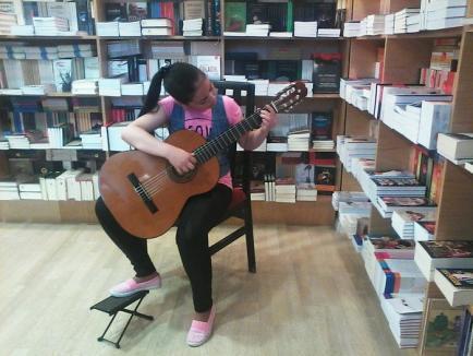 Legile lui Murphy, chitara clasică şi cărţile