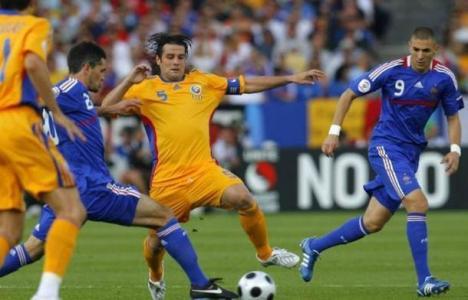 Lotul României pentru meciul cu Franţa din preliminariile Euro 2012