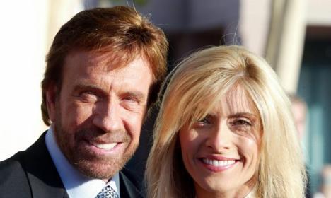 Chuck Norris a renunţat la cariera de actor, pentru a-şi îngriji soţia (VIDEO)