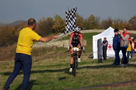 Orădenii de la Carcover Racing Team, printre protagoniştii cursei de ciclism Porolissum CX Challenge (FOTO)