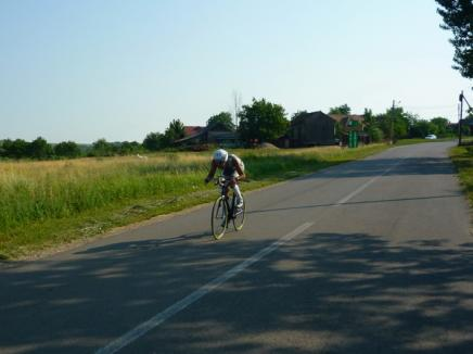 Un sportiv maghiar a câştigat cursa Ironman (FOTO)