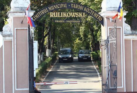 Cimitirul municipal din Oradea va avea un columbar pentru urnele morţilor incineraţi