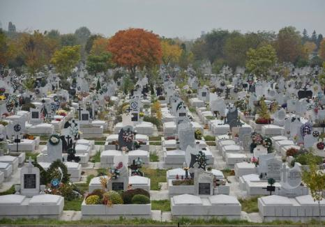 Administrația Domeniului Public Oradea angajează gropari pentru Cimitirul Municipal