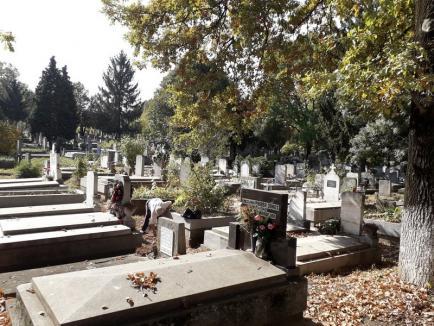 Program prelungit la Cimitirul Municipal, în perioada 26 octombrie - 1 noiembrie