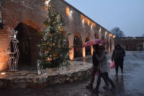 Cina Porcului, în Cetatea Oradea (GALERIE FOTO)