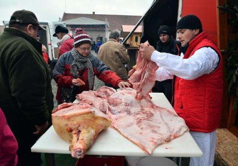 Direcția de Sănătate Publică Bihor: Sfaturi pentru consumatorii de carne de porc, pentru a evita îmbolnăvirea cu trichineloză