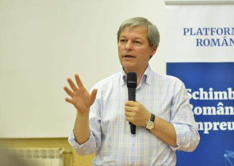 USR și PLUS candidează împreună la europarlamentare. Dacian Cioloș, cap de listă