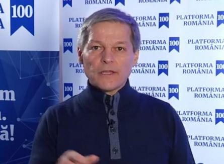 Fostul premier Dacian Cioloş îi îndeamnă pe români să protesteze: 'Dacă nu vreţi să vă fie teamă să mergeţi noaptea pe stradă...' (VIDEO)