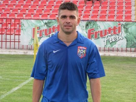 Luceafărul Oradea se va reuni luni sub conducerea noului antrenor, Ciprian Dianu