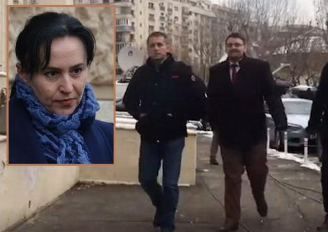 Foştii procurorii Ciprian Man şi Cristian Ardelean, de la DNA Oradea, şi judecătoarea Crina Muntean, urmăriţi penal de Secţia Specială!