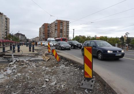 OTL: Cum se schimbă traseele autobuzelor, sâmbătă, când circulaţia pe Podul Dacia va fi blocată