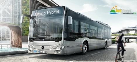 15 autobuze noi Mercedes hibrid vor circula prin Oradea. Vezi cum vor arăta! (FOTO / VIDEO)