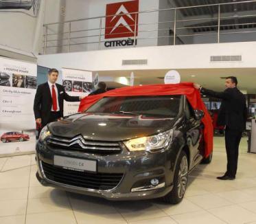 Top Motor a lansat în Oradea noul Citroen C4, prietenos cu mediul (FOTO)