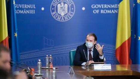 Se rupe coaliția de guvernare? USR-PLUS cere demisia lui Cîțu, după ce acesta l-a revocat pe ministrul Justiției (VIDEO)