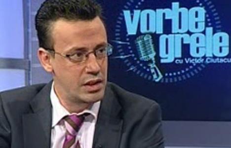 Victor Ciutacu pleacă de la Antena la România TV