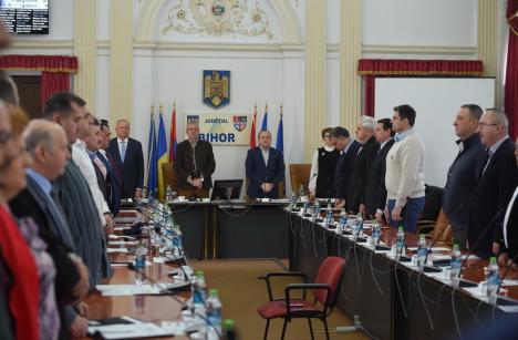 O nouă eră: PNL şi ALDE s-au aliat şi preiau putereaîn Consiliul Judeţean Bihor
