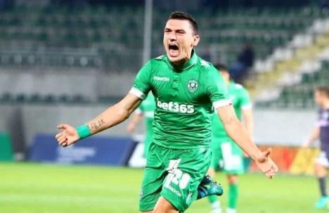 Orădeanul Claudiu Keşeru şi-a prelungit contractul cu campioana Bulgariei
