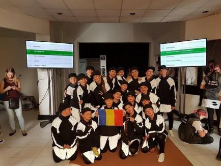 Bihorenii au obţinut rezultate bune la Campionatul Mondial 'Dance Star - World Dance Masters' din Croaţia (FOTO)