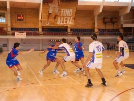 CSM Oradea a mai bifat un succes la handbal