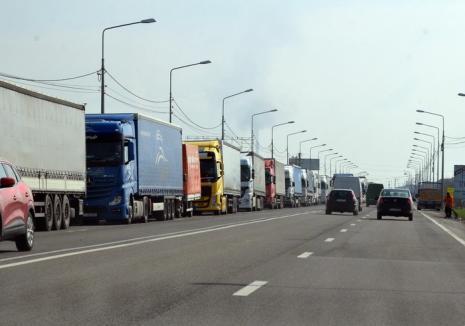 Codul roşu pe şosele: Continuă restricţiile de trafic din cauza caniculei!
