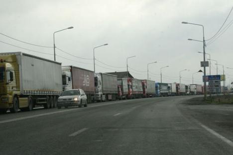 Circulaţia automarfarelor pe teritoriul Ungariei este interzisă pe perioada Crăciunului