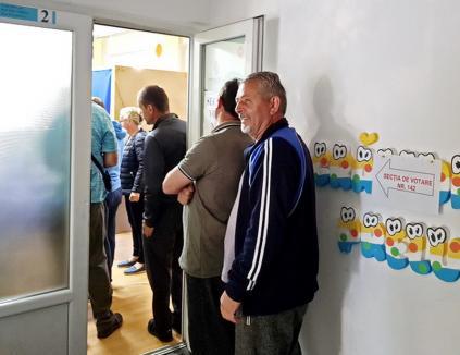Toate secţiile de votare din Bihor s-au deschis, cu un singur incident: locţiitoarea unei secţii din Oradea a ajuns la spital. La o secţie s-a format coadă