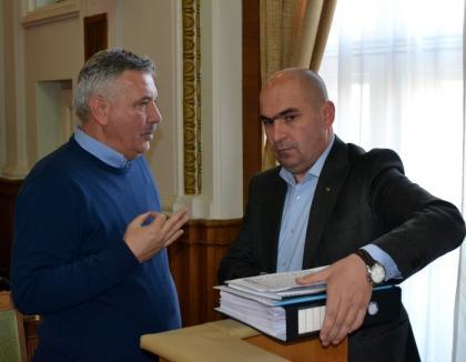 Coaliţia Rogerius i-a cerut primarului Ilie Bolojan demisia directorului Termoficare