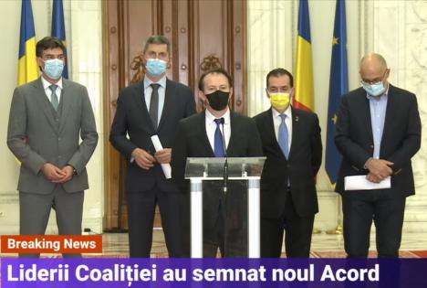 S-a decis: 'Coaliţia merge mai departe' şi va numi un nou ministru al Sănătăţii. Ar putea fi orădeanca Ioana Mihăilă
