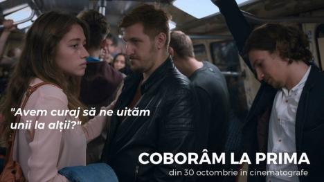 Filmul 'Coborâm la prima', lungmetrajul de debut al lui Tedy Necula, va avea o proiecţie de gală la Oradea (VIDEO)