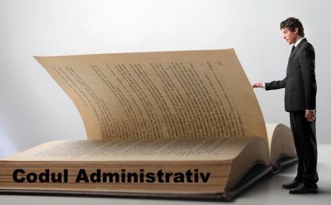 Codul administrativ I