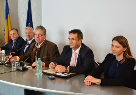 Şcoală de sudori, la Cadea: CJ Bihor şi câteva companii private vor înfiinţa o şcoală de meserii după un model german