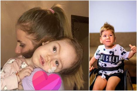 Veste de milioane: Alessia va primi gratuit Zolgensma din partea producătorilor, iar Asociația pentru micuțul Noel oferă cei 2,5 milioane de dolari unui alt copil cu SMA1