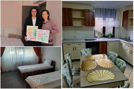 'Casa de lângă spital' s-a mărit: Mai mulți pacienți oncologici se vor putea caza gratuit în apartamentele unei asociaţii din Oradea