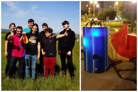 Şase elevi din Oradea vor reprezenta România la un concurs al Agenţiei Spaţiale Europene (FOTO)
