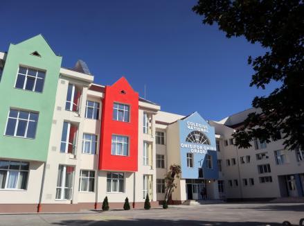 """Colegiul Naţional """"Onisifor Ghibu"""" din Oradea a atras peste 100.000 de euro, pentru un proiect Erasmus+"""