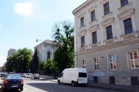 Primăria Oradea vrea să reabiliteze clădirea Colegiului Mihai Eminescu pe banii Ministerului Culturii