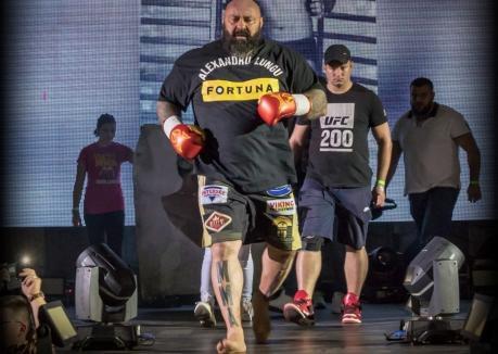 'Colosseum Tournament Romania - Fight card Oradea' se va desfășura... în Ungaria
