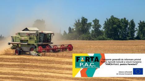 Politica Agricolă Comună 2023-2027, o oportunitate imensă pentru agricultura românească