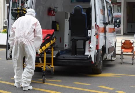 Tot mai mulţi infectaţi: 614 de îmbolnăviri într-o zi în România, un nou record