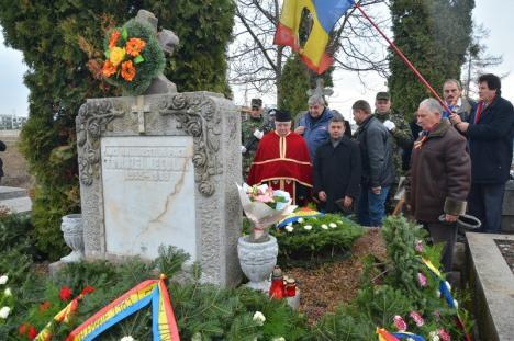 Eroii Revoluţiei din 1989, comemoraţi la Oradea (FOTO)