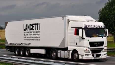 Îţi cauţi loc de muncă? Lancetti Transport face angajări!