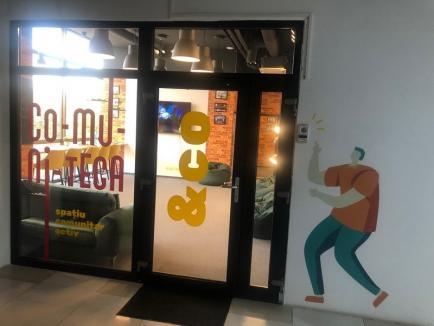 Fundaţia Comunitară a inaugurat Comuniteca (FOTO)