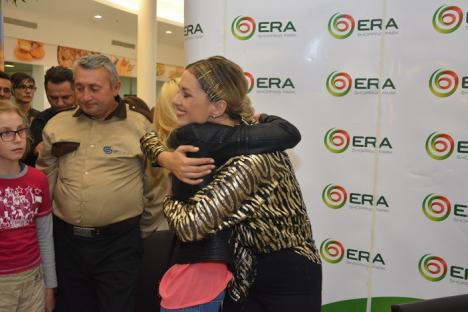 Feli a încins o 'horă rock' la ERA Park Oradea (FOTO/VIDEO)