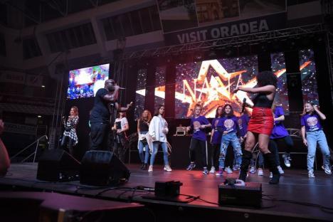 Concertul Nana & C-Block de la Oradea s-a ţinut cu lume puțină (FOTO / VIDEO)