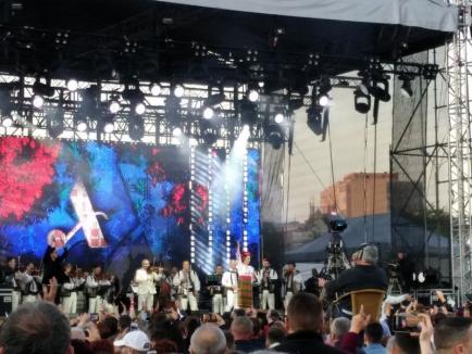 LIVE TEXT. Centenarul eliberării Oradiei: Descoperă alături de BIHOREANUL cele mai spectaculoase momente ale festivităţilor (FOTO / VIDEO)