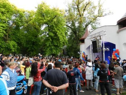 Patru zile de concerte în Parcul Bălcescu