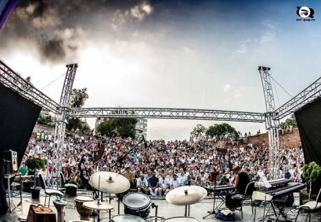 Sărbătorim împreună: Harry Tavitian şi Balázs Elemér Group au cântat la Zilele Sfântului Ladislau (FOTO)